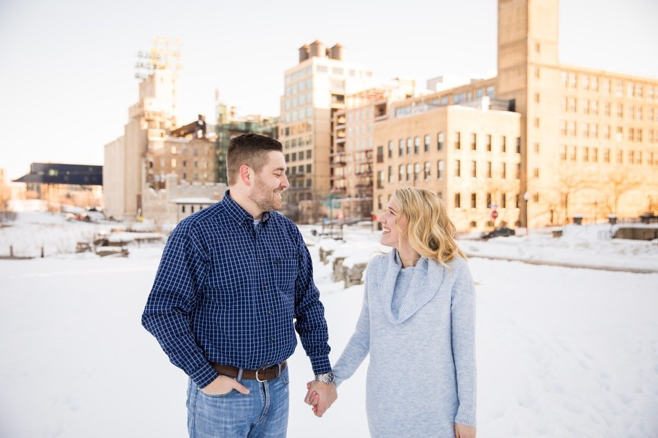 Minnesota Engagement Photography - Claire & Ethan (16)