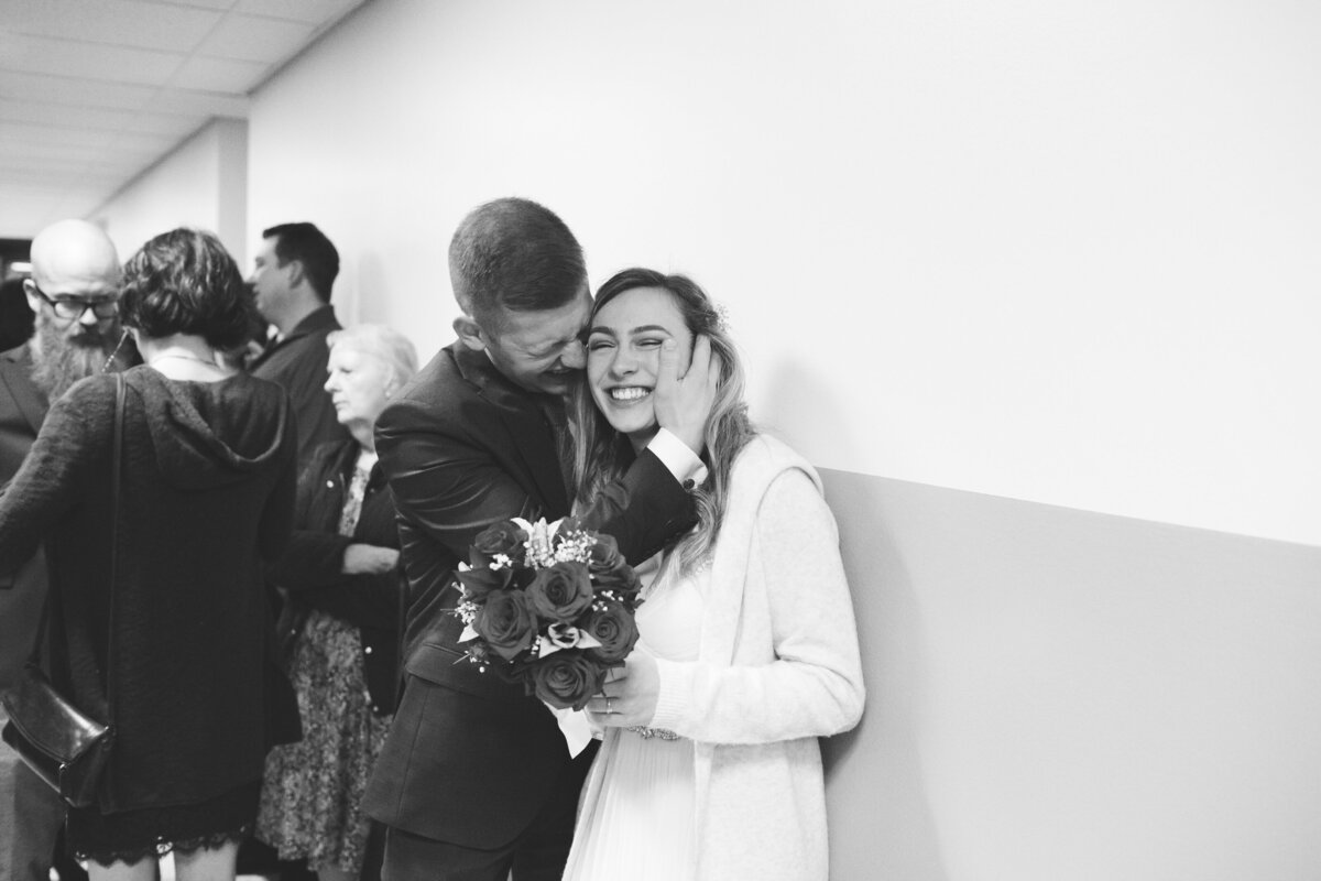 Emma  Vukasin Courthouse Wedding in Chicago March 2019 (72)