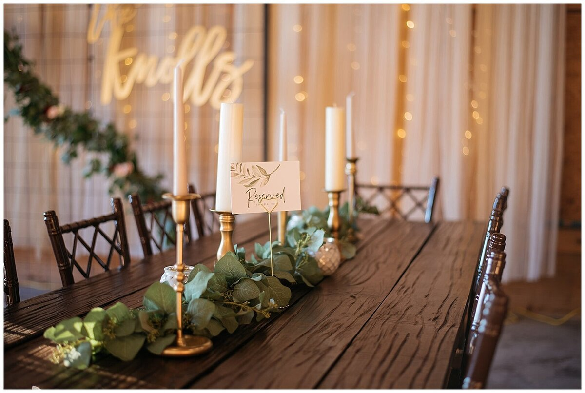 Rustic Greenery Indoor Outdoor Wedding at Emery's Buffalo Creek - Houston Wedding Venue_0142