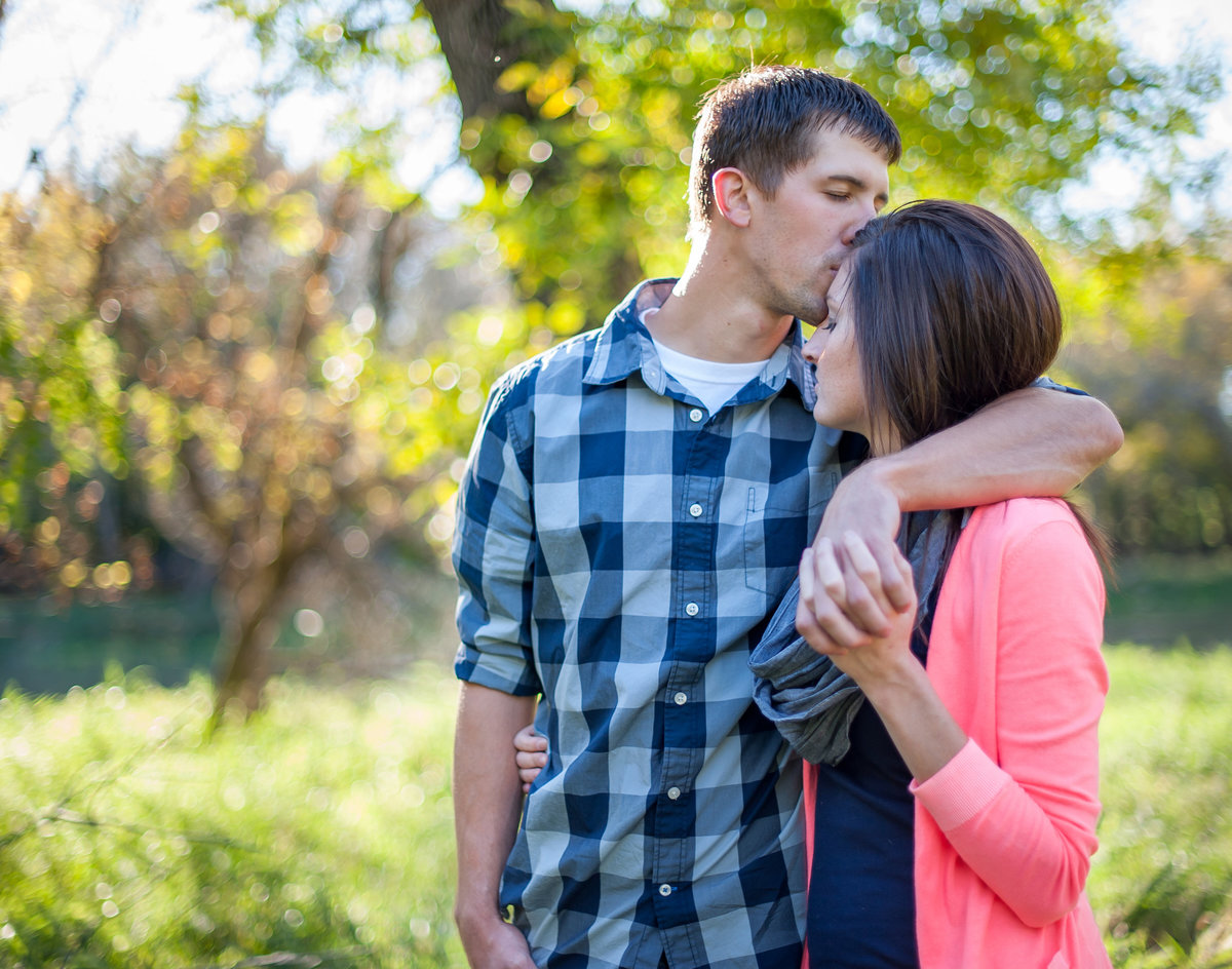 Kris Kandel Fargo engagement photographer