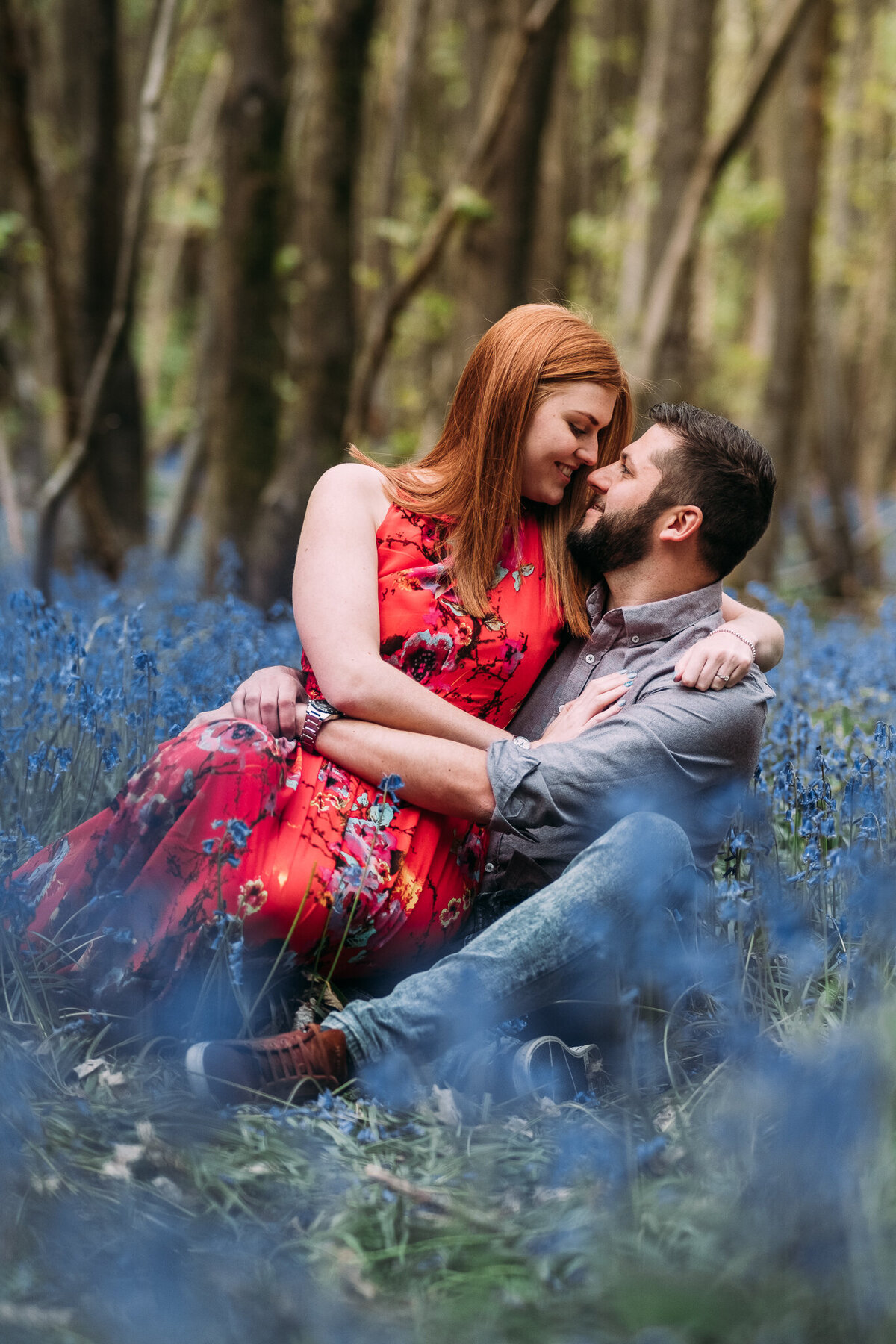 engagement-shoot-bluebells-33