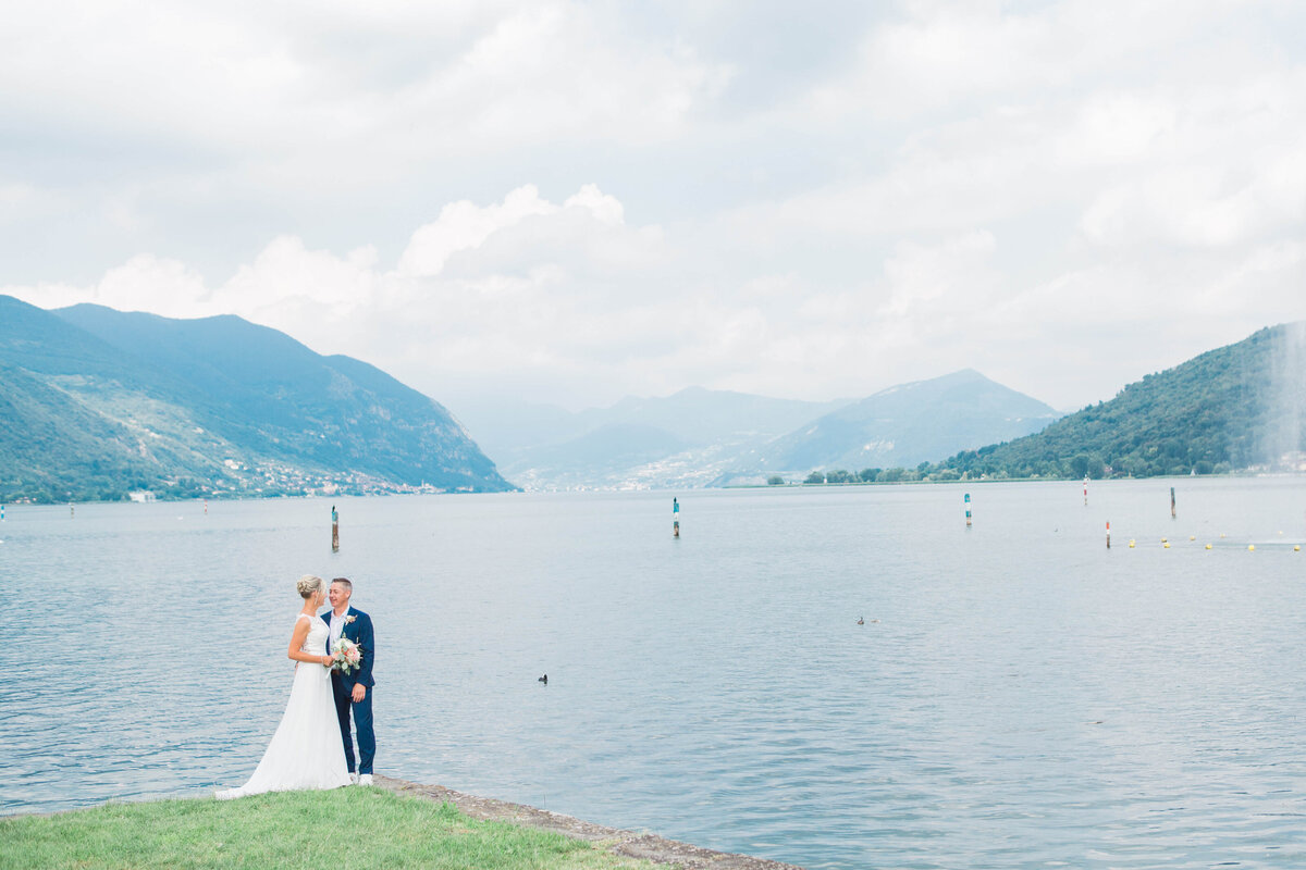 Wedding K&D - Lago d'Iseo - Italy 2018 28