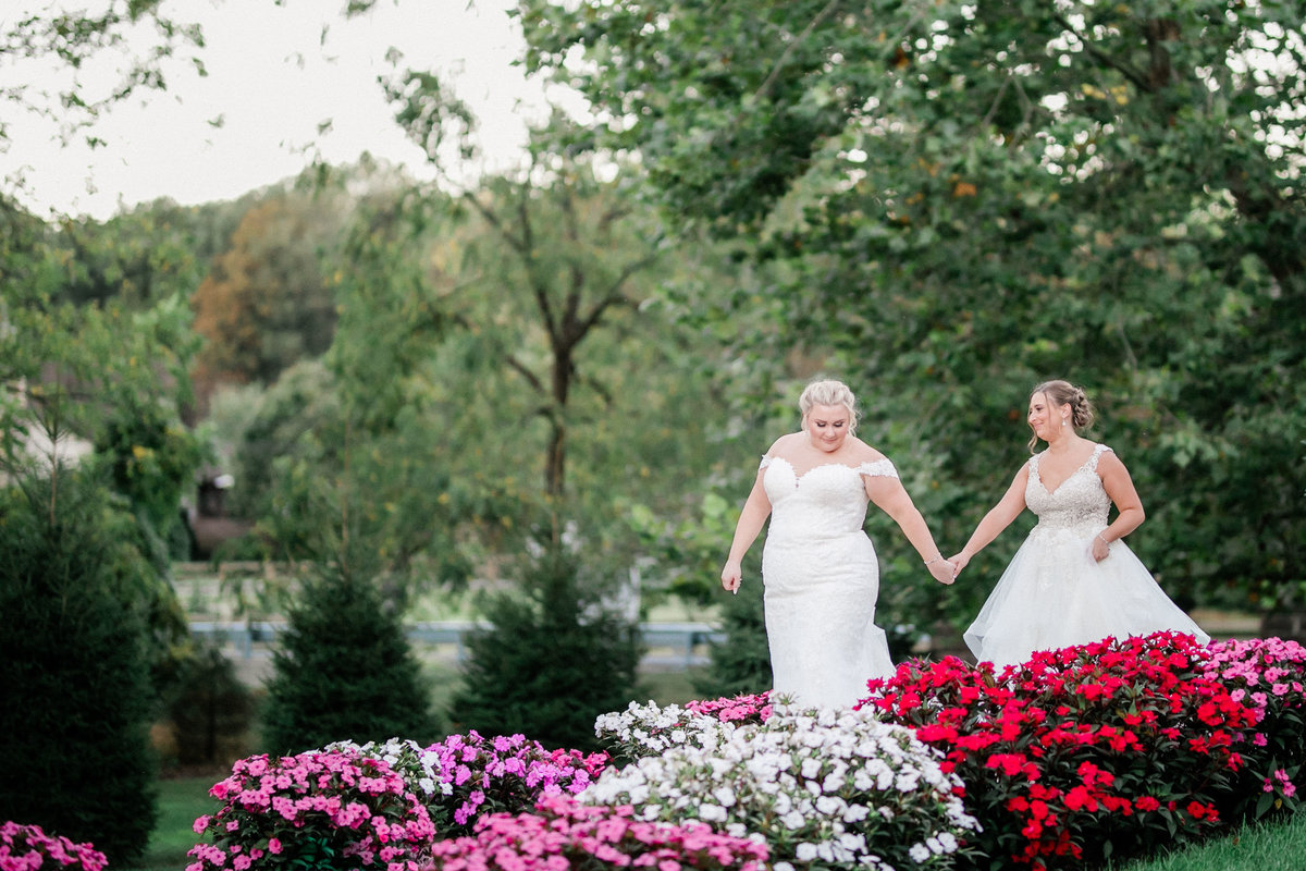 historic acres of hershey wedding photographer - lgtbq wedding