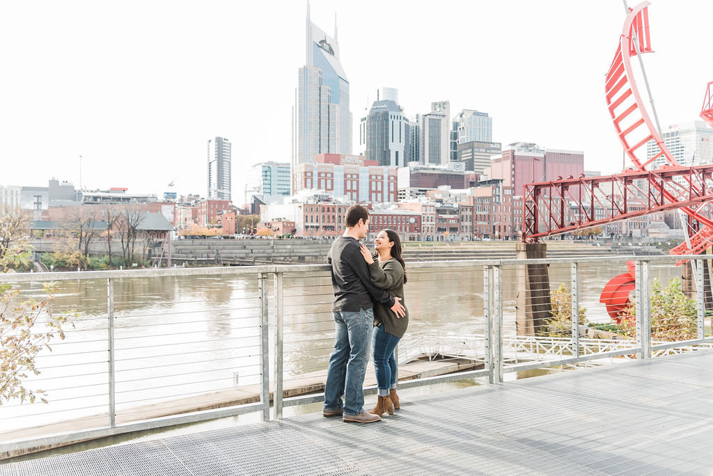 98downtownnashvilleengagement