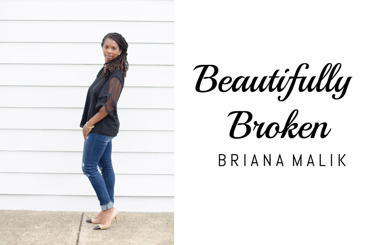 Briana Malik Beautifully Broken Freed Magazine