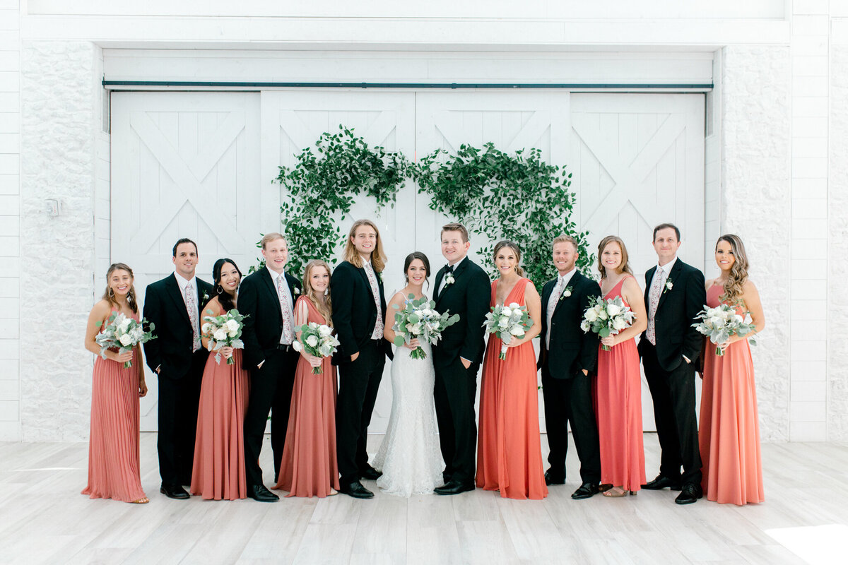 Anna & Billy's Wedding at The Nest at Ruth Farms | Dallas Wedding Photographer | Sami Kathryn Photography-144