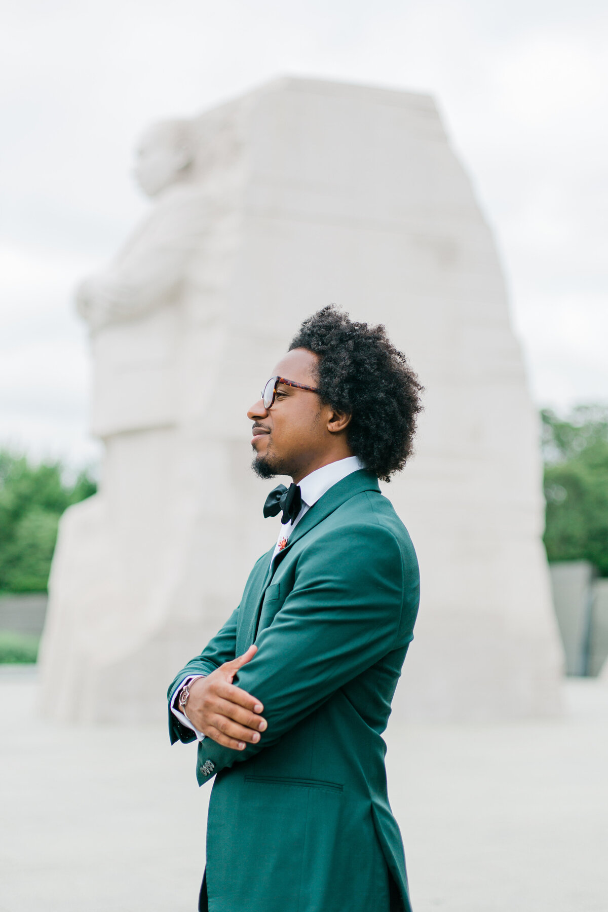 Solomon_Tkeyah_Micro_COVID_Wedding_Washington_DC_War_Memorial_MLK_Memorial_Linoln_Memorial_Angelika_Johns_Photography-8627