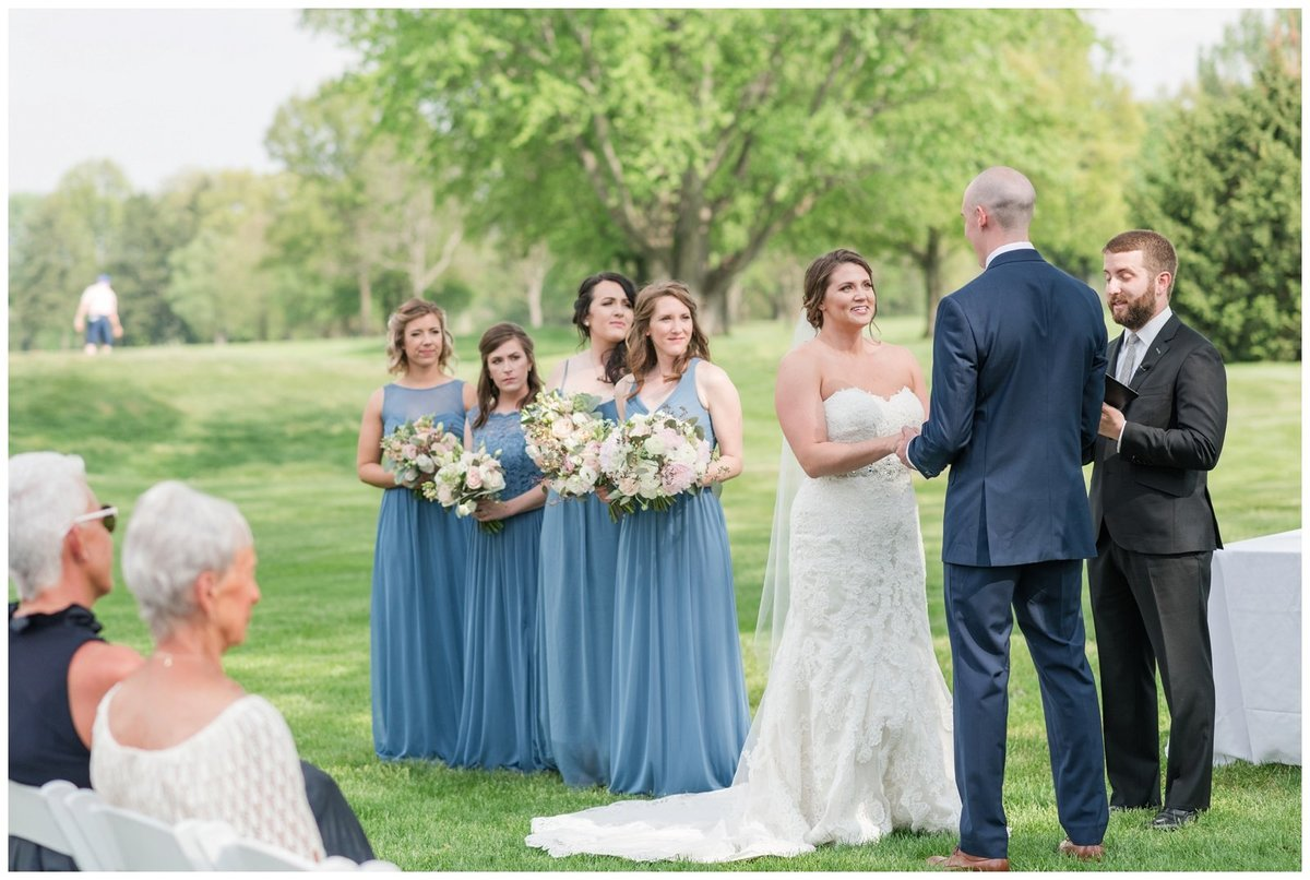 columbus ohio wedding photos brookside golf and country club outdoor wedding_0080
