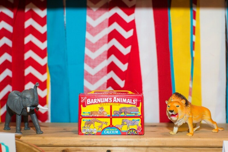 Circus Themed 1st Birthday Indianapolis Party Planner_0094