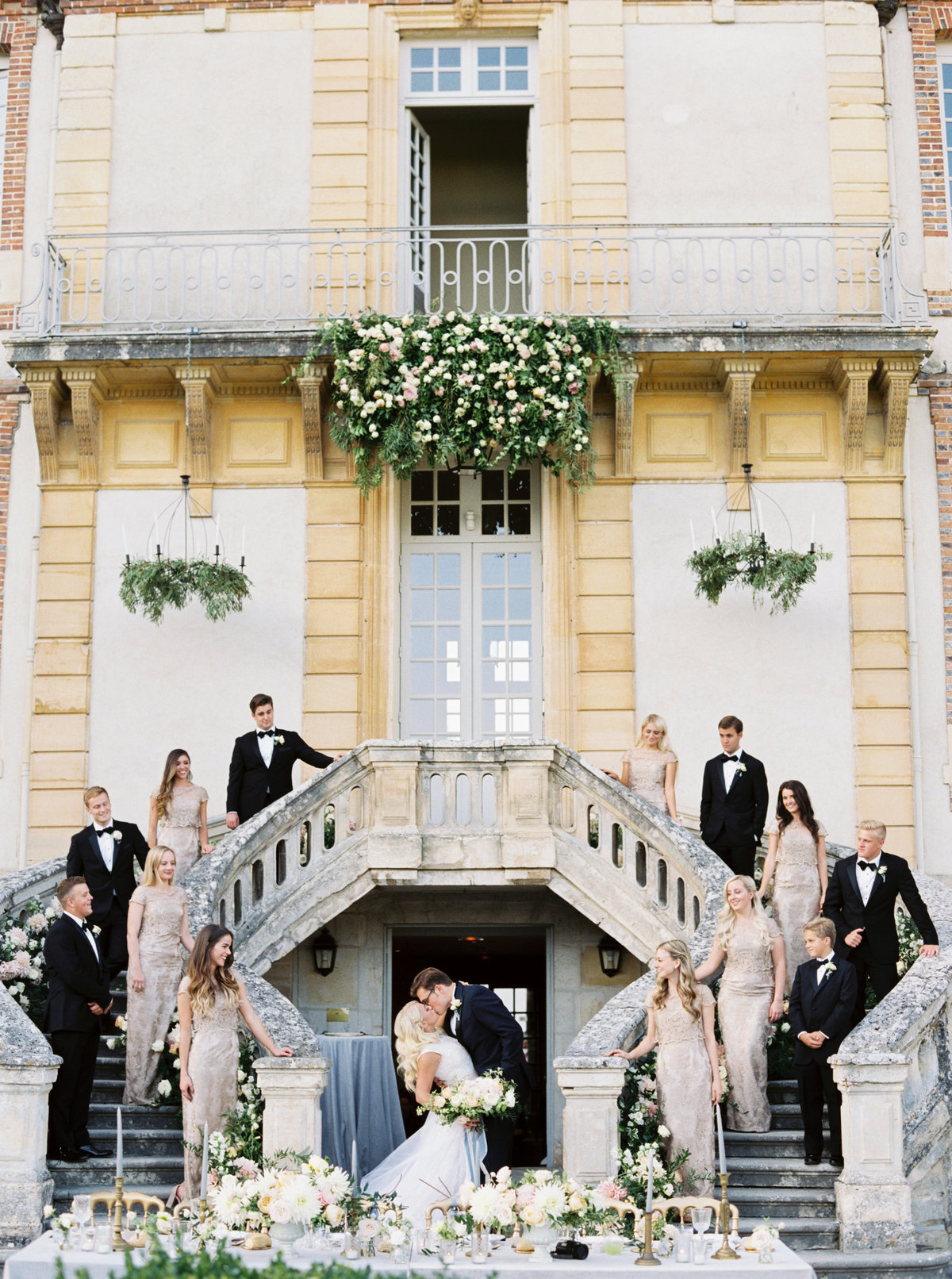 Paris France Wedding - Mary Claire Photography-13