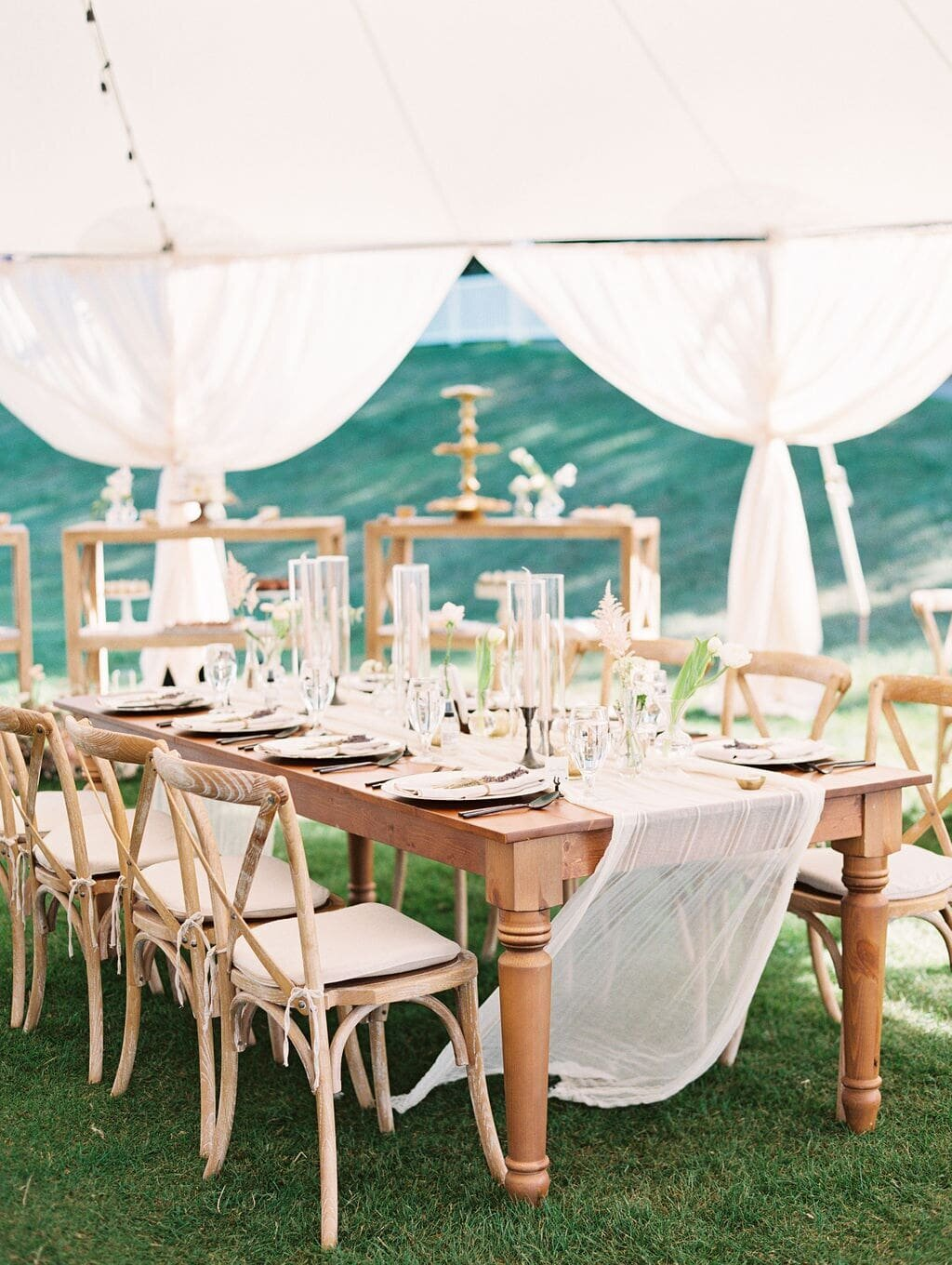 Bay Harbor Beach Wedding Reception Table (2)-min
