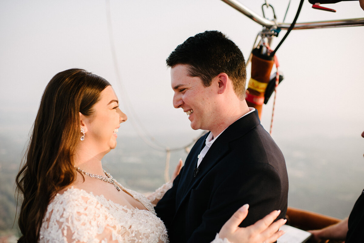 Hot Air Balloon Elopement Marie Monforte Photography-146