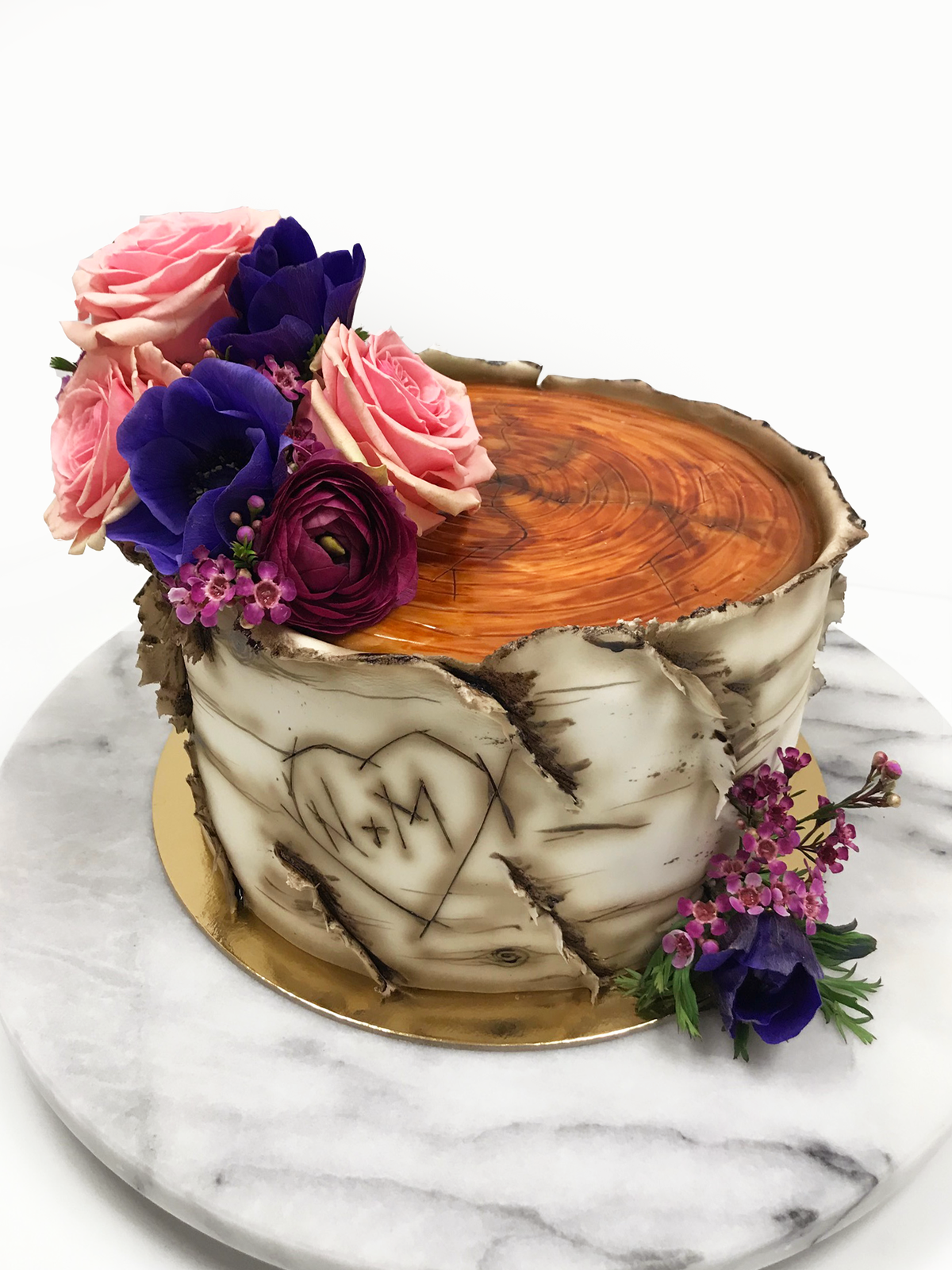 Whippt Desserts - Wood Bark design Feb 2019