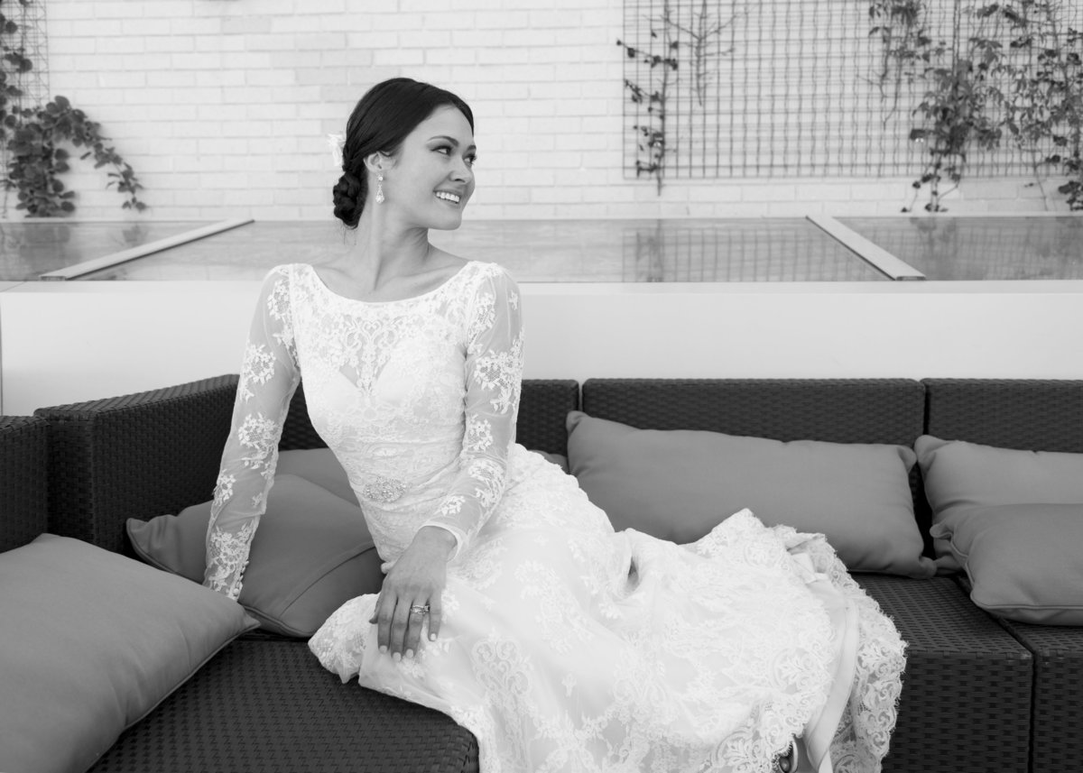 anna madison bridal glamour portrait roof top wedding madison wedding photographer