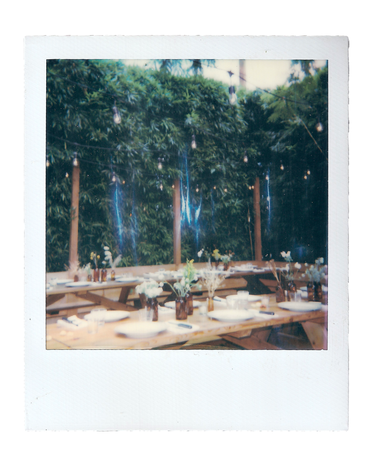 Nick + Kelly | Portland, OR Backyard Wedding | Polaroids00002