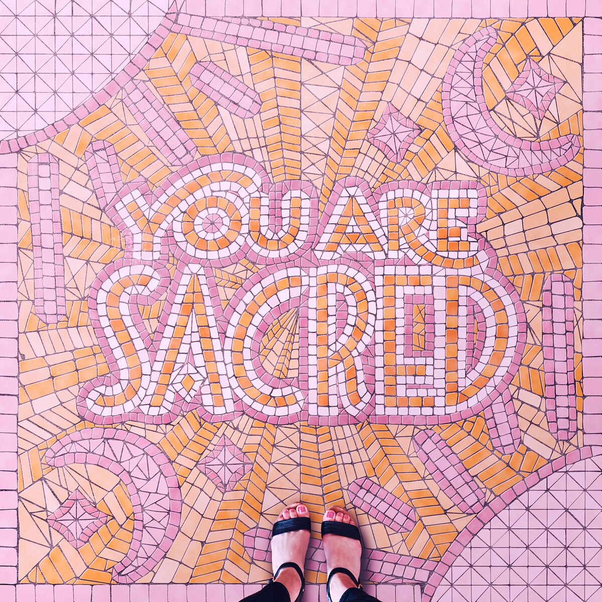 YouAreSacredbySarahScriptFeetVersion