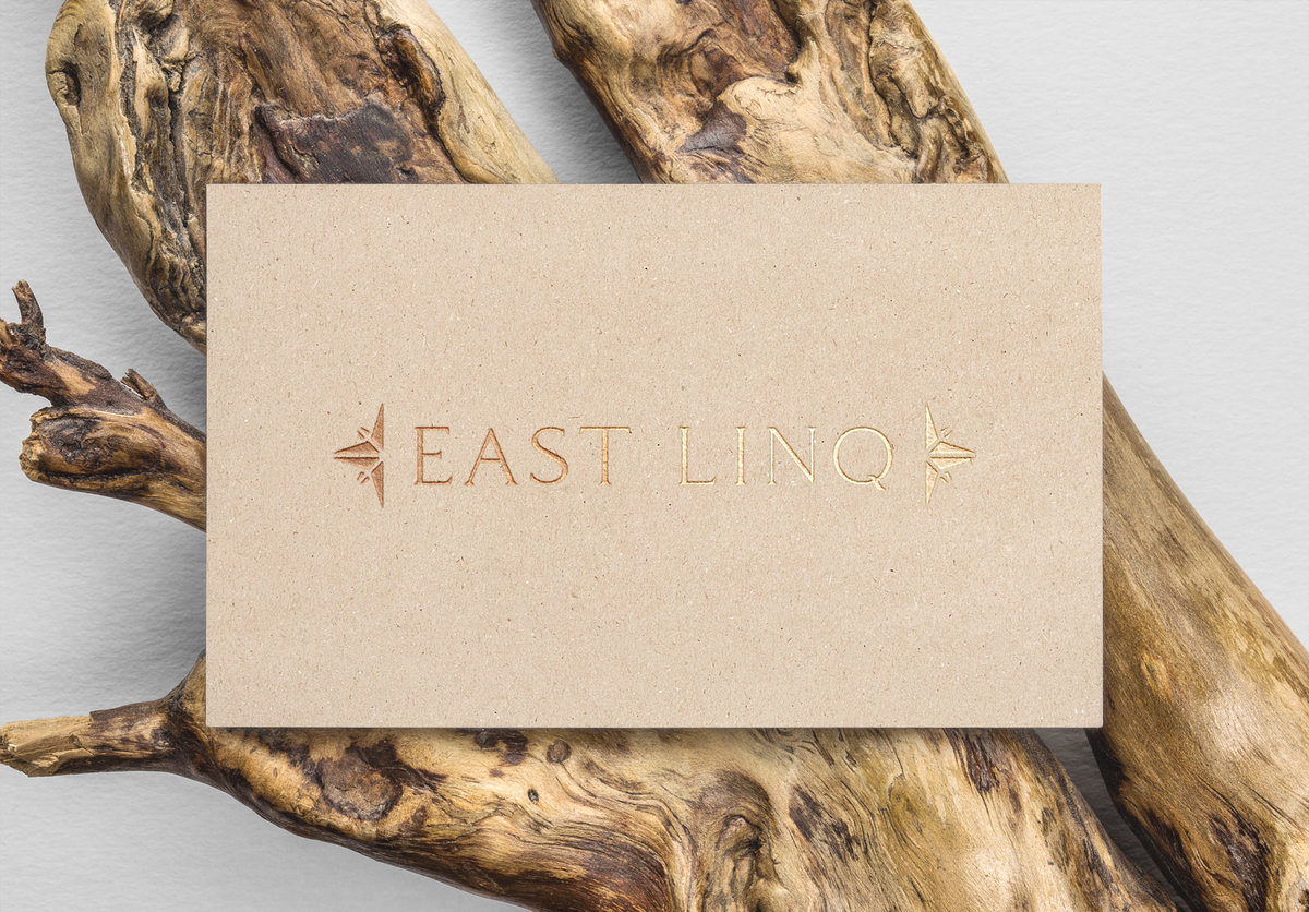 east-linq-business-card-design