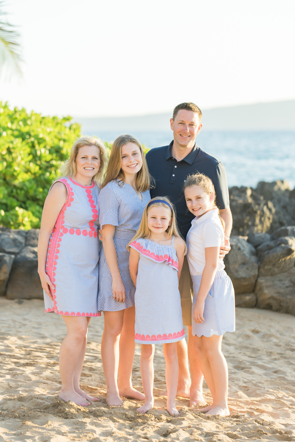 family photographers Maui, Hawaii