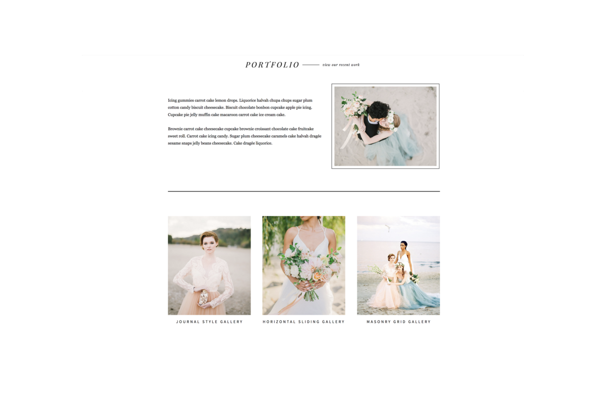 Handcrafting Heartfelt Brand & Website Designs for Female Creatives |  Showit | Showit Templates | Showit Websites | Showit 5 | by Viva la Violet | Clementine