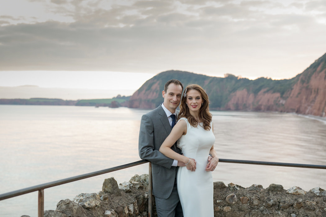 Wedding at Sidmouth Harbour Hotel