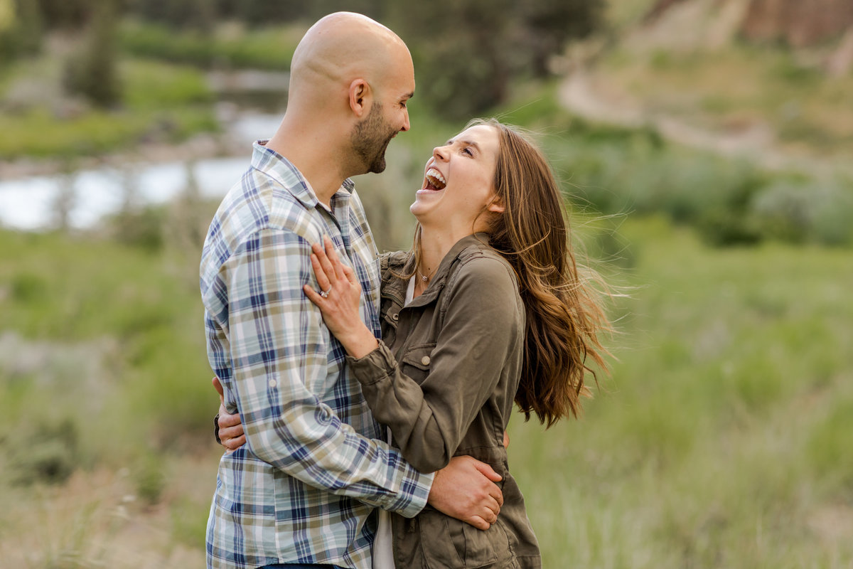 Smith Rock Engagement Session - Bend Oregon-14