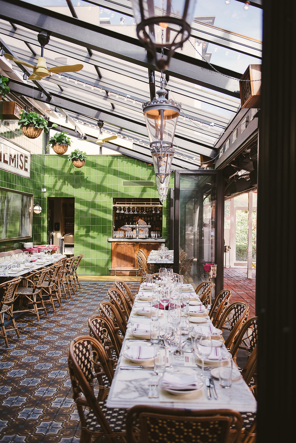 Le Diplomate, French restaurant in Washington, D.C.