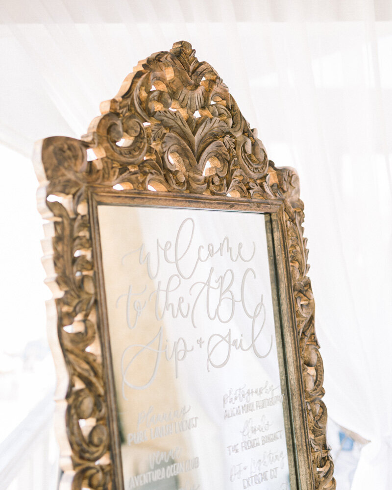pirouettepaper.com | Wedding Stationery, Signage and Invitations | Pirouette Paper Company | Aventura Ocean Club Dana Point Wedding | Alicia Mink Photography _ (4)