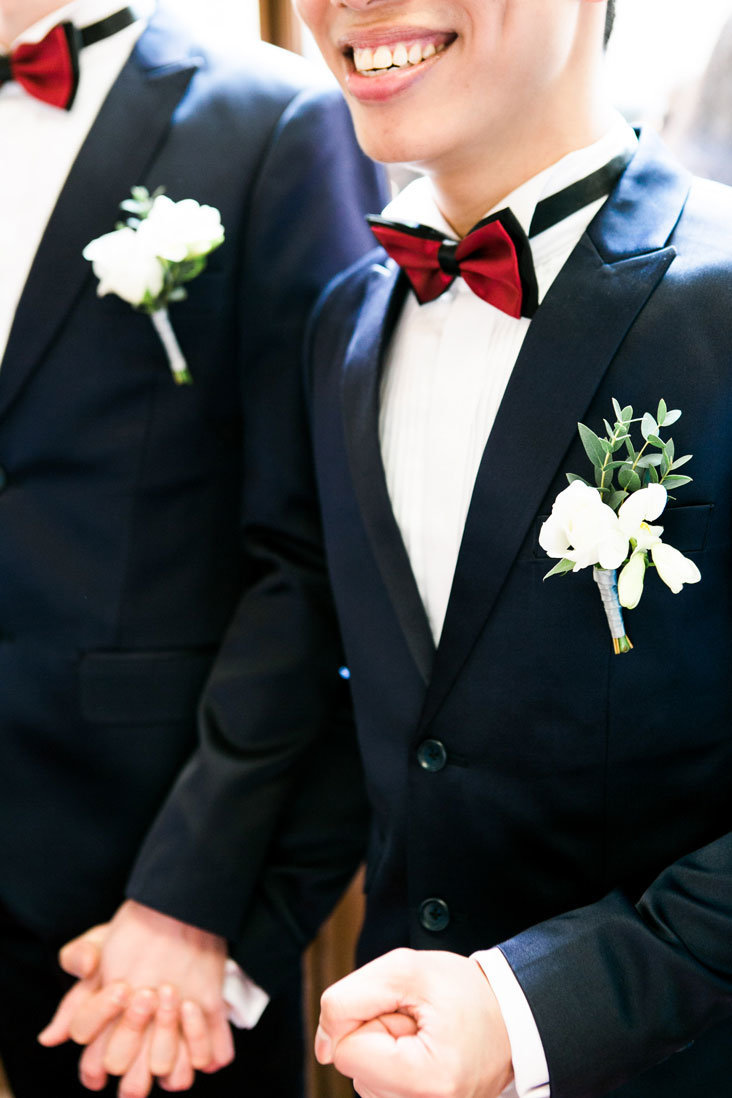 gay wedding luxury france