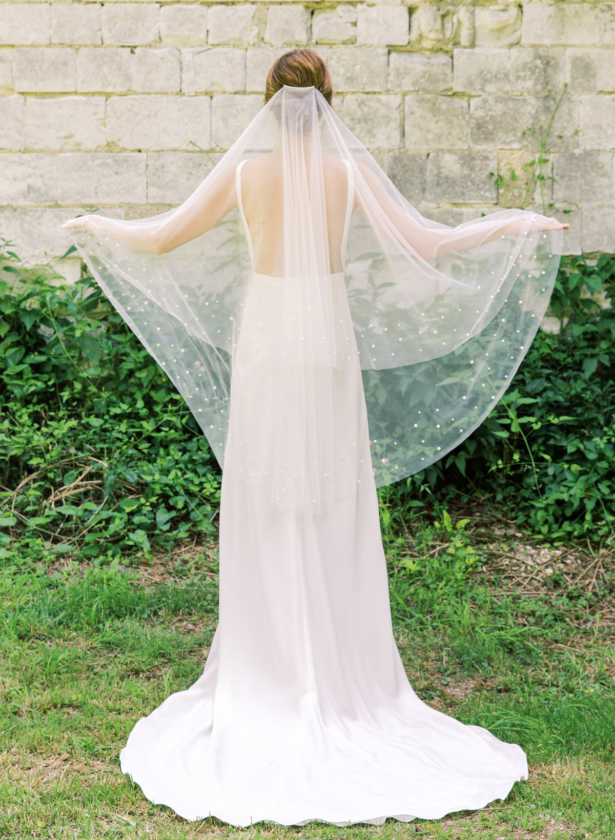 most beautiful soft veil madame tulle france 0008