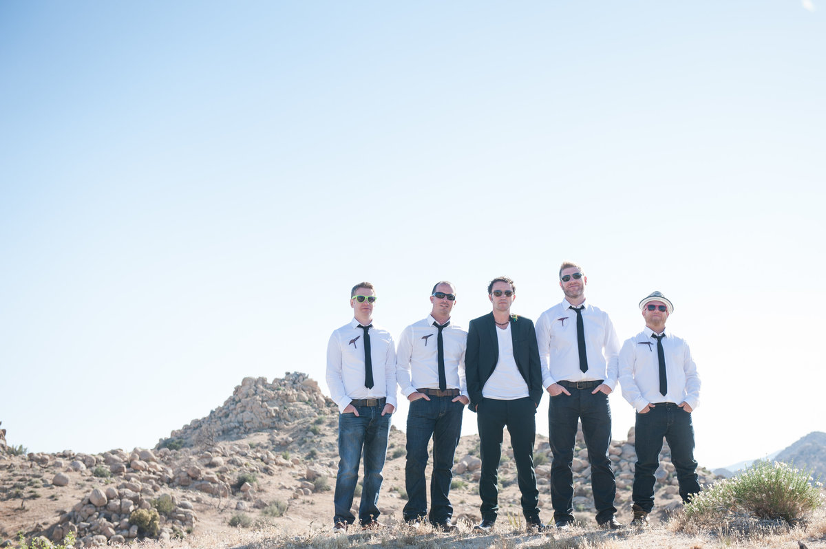 Destination Wedding Photography Joshua Tree Wedding Photography Le Haut Desert Aerie050
