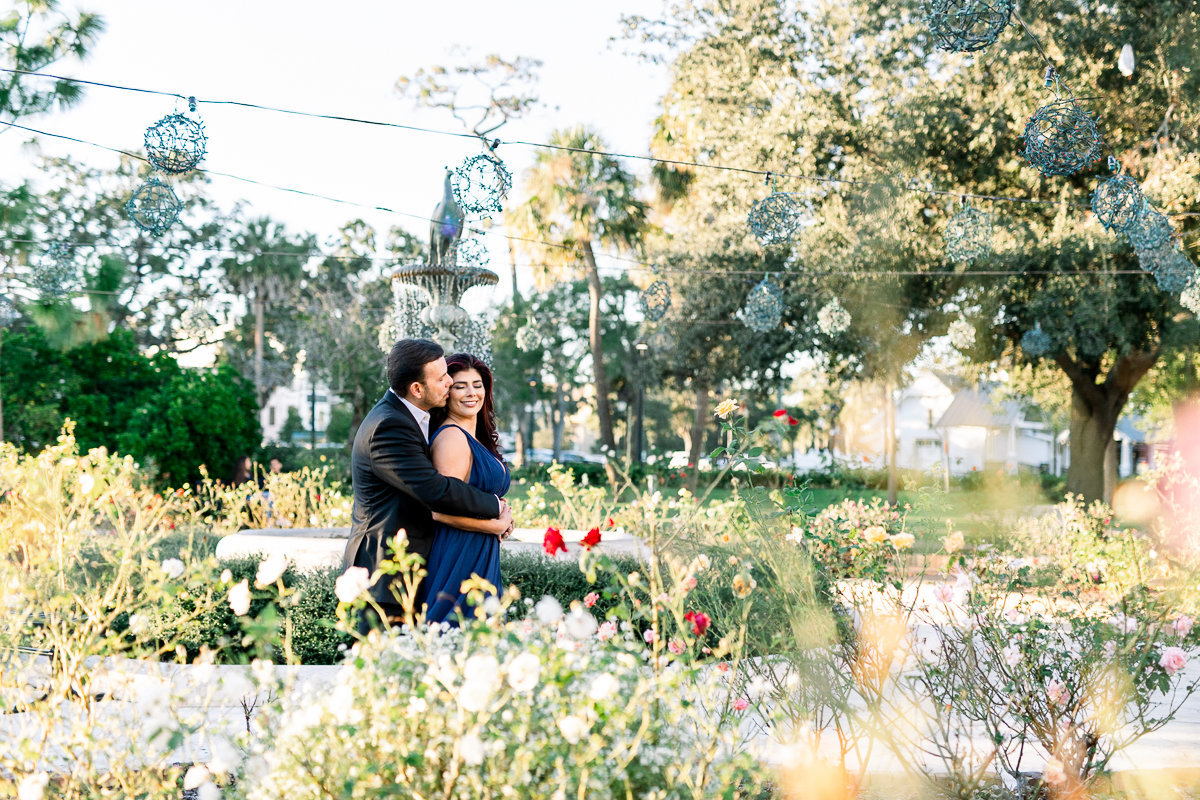 Winter Park Engagement Photographer | Winter Park Wedding Photographer | Orlando Engagement-9