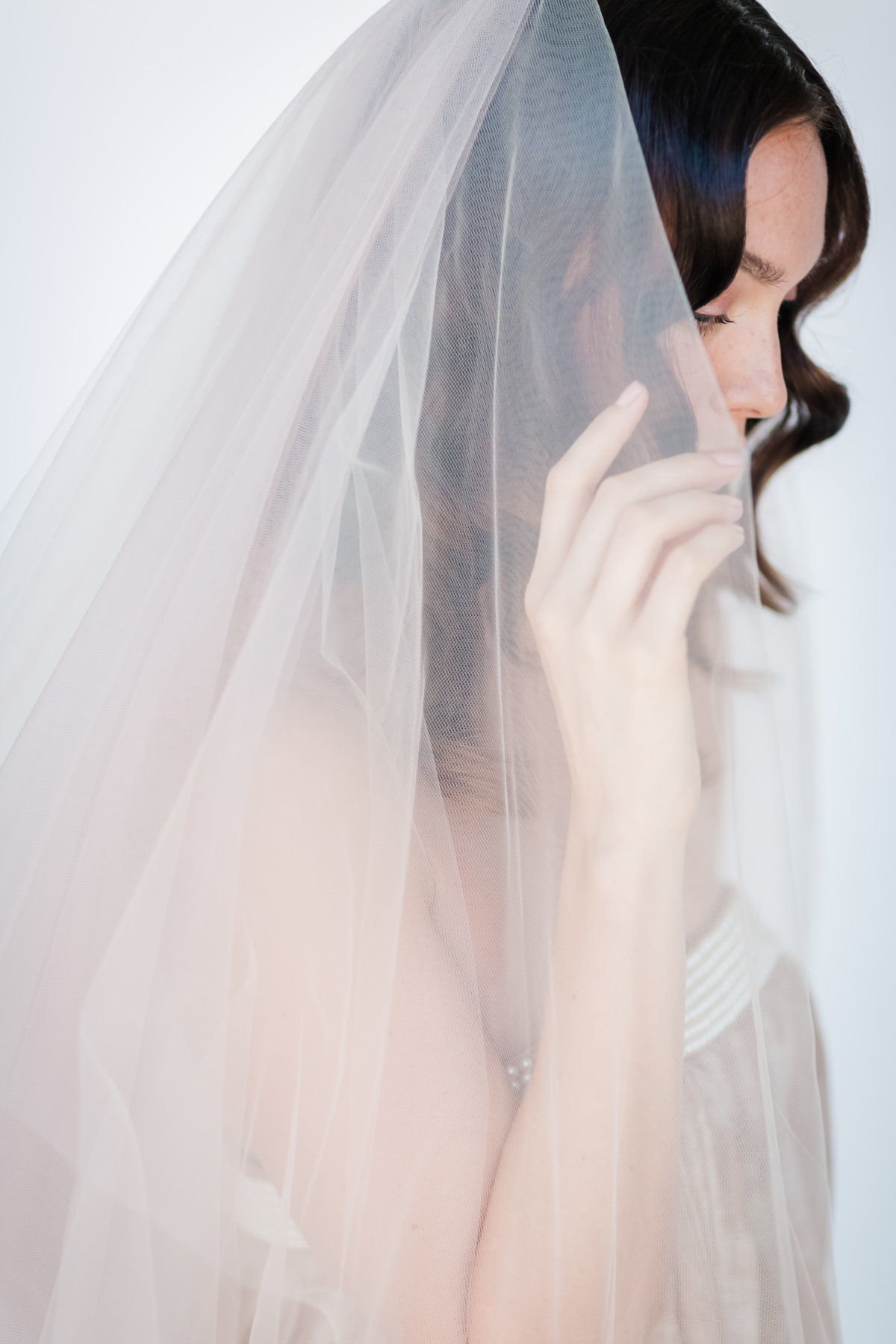 Bridal Crown Editorial Shoot Trace Henningsen Accessories_Valorie Darling Photography-7579
