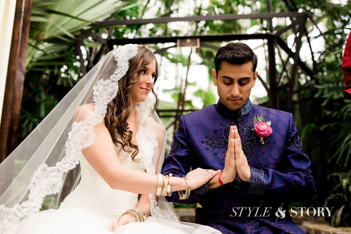 Columbus Indian Wedding Photographers Style Story