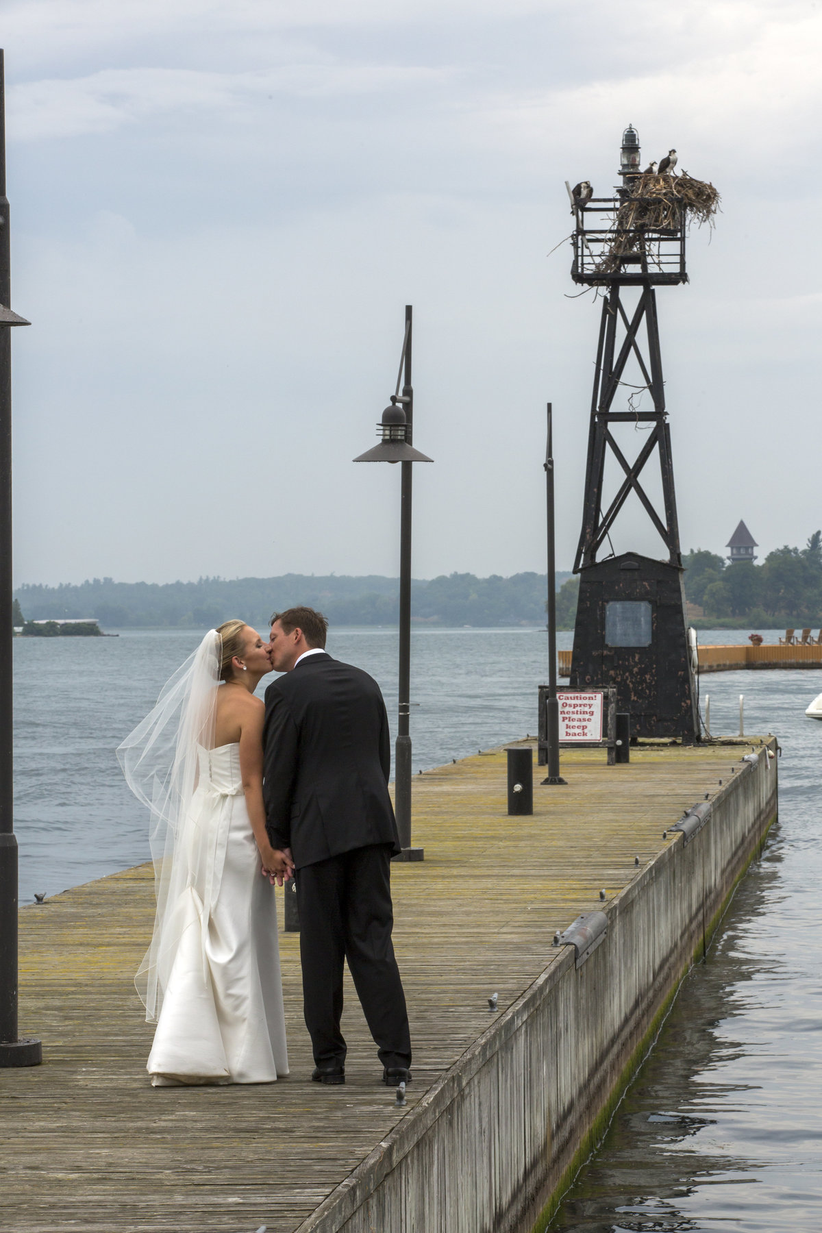 Empire West Photo is a professional wedding photographer in Clayton NY