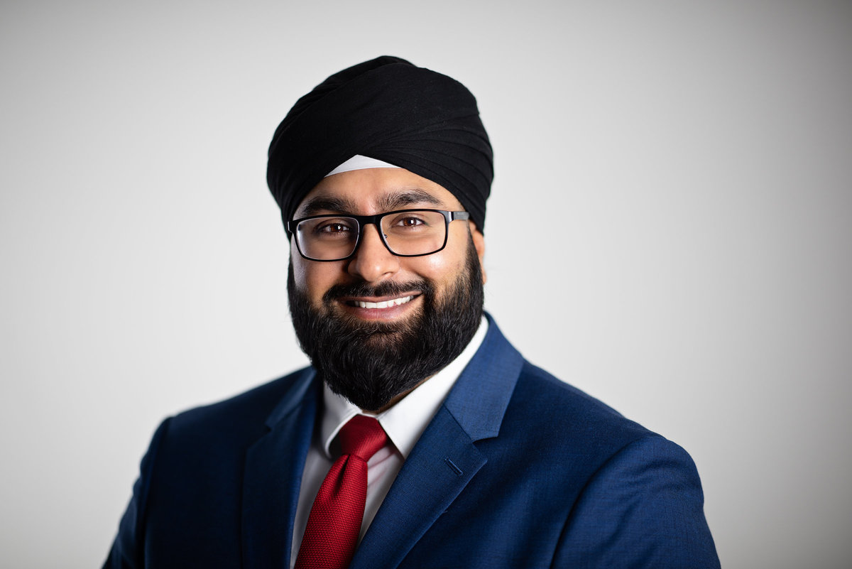 Harpreet by KW Headshots