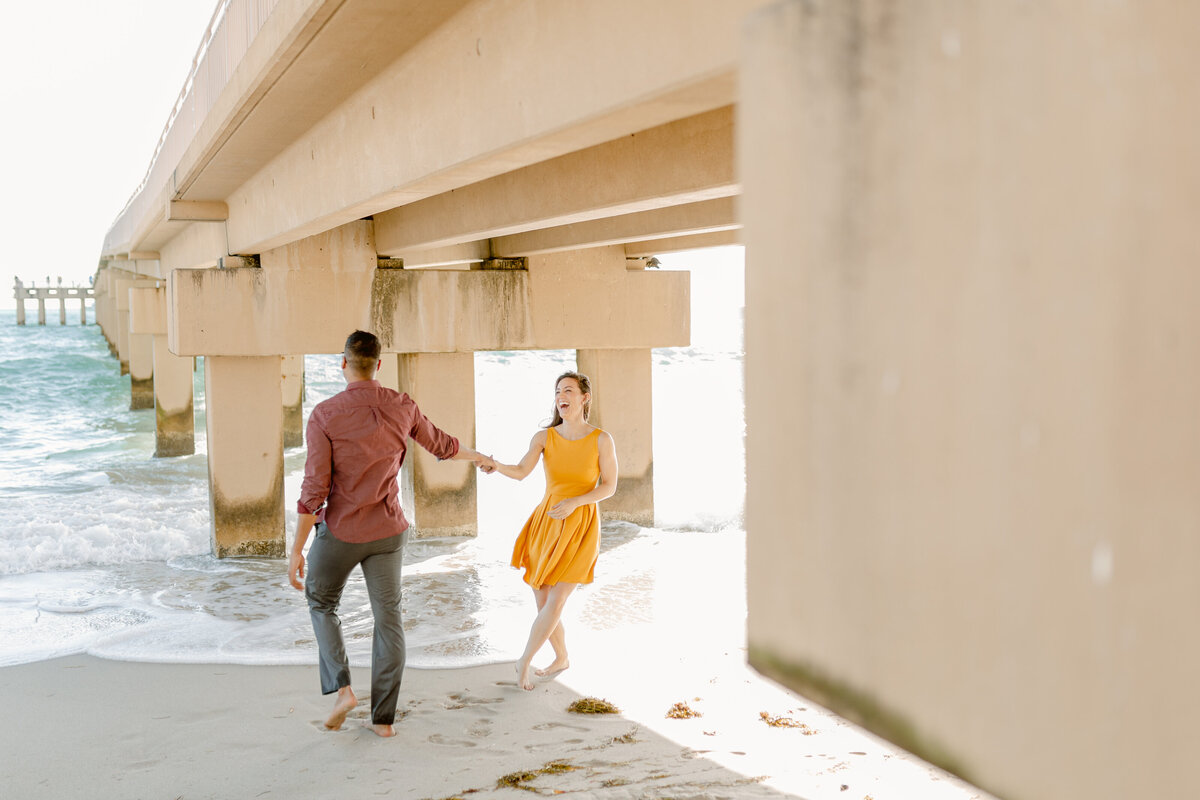 Sunny Isles Beach Engagement Photography Session 8