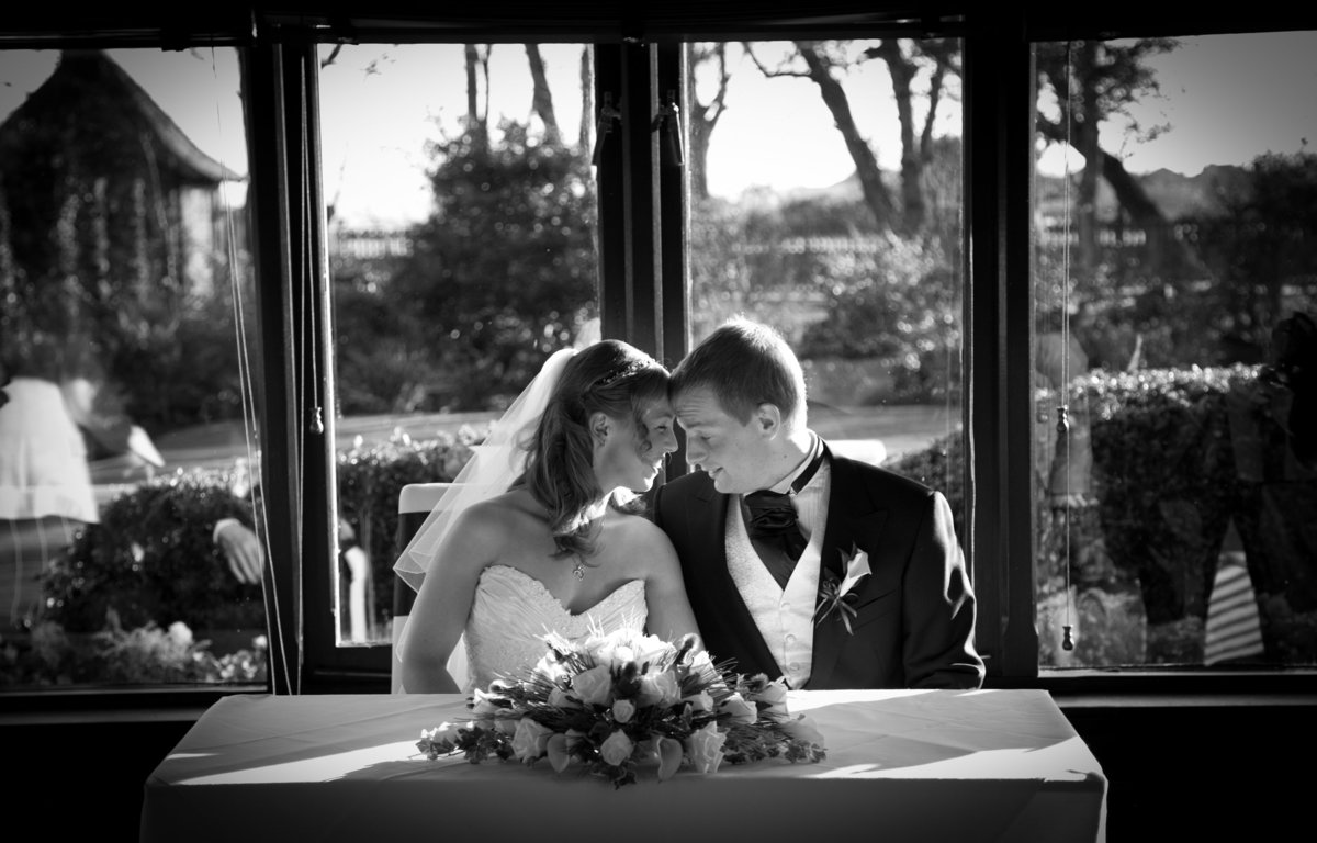 Candid wedding photography at Piersland House