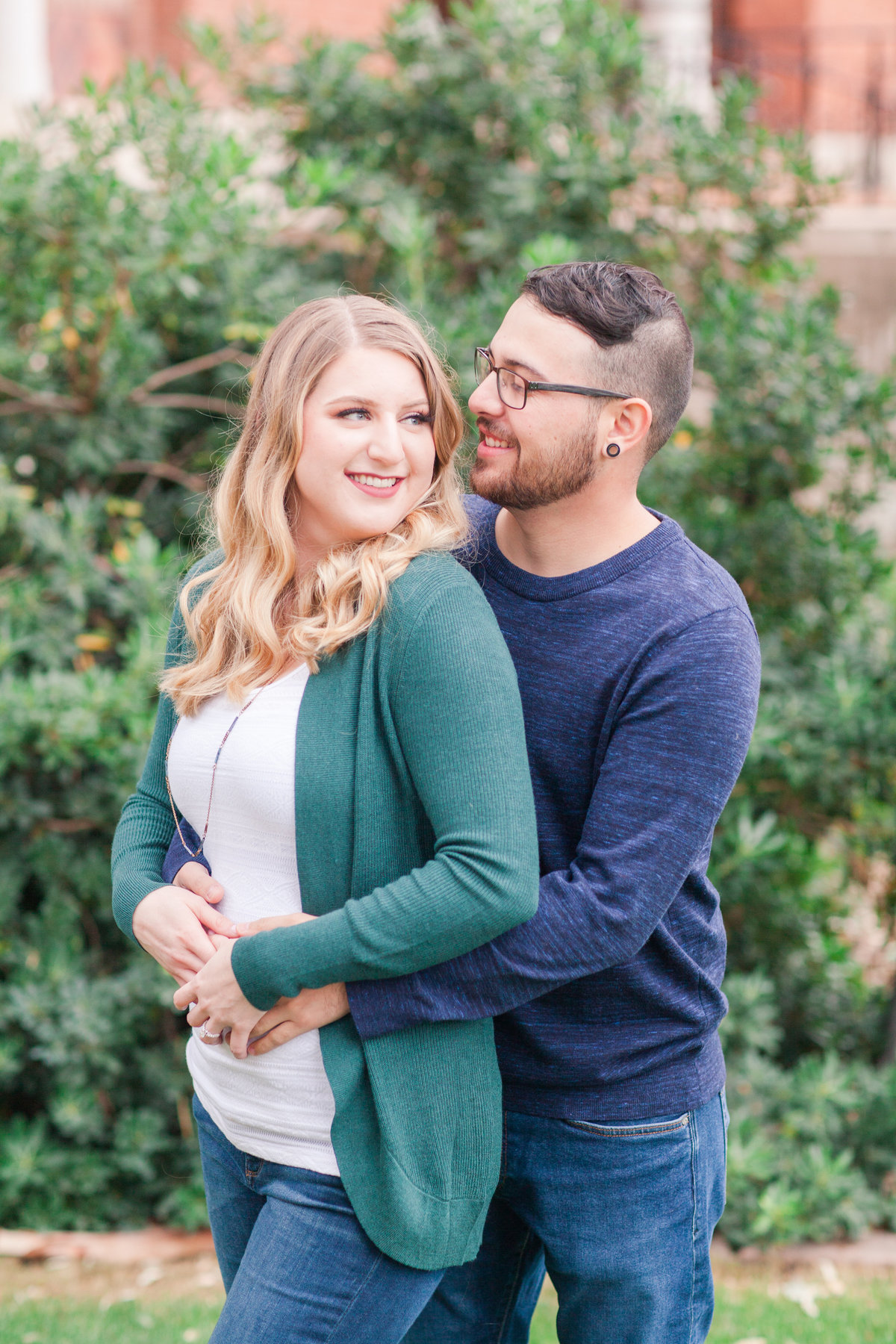University of Arizona Engagement-5624