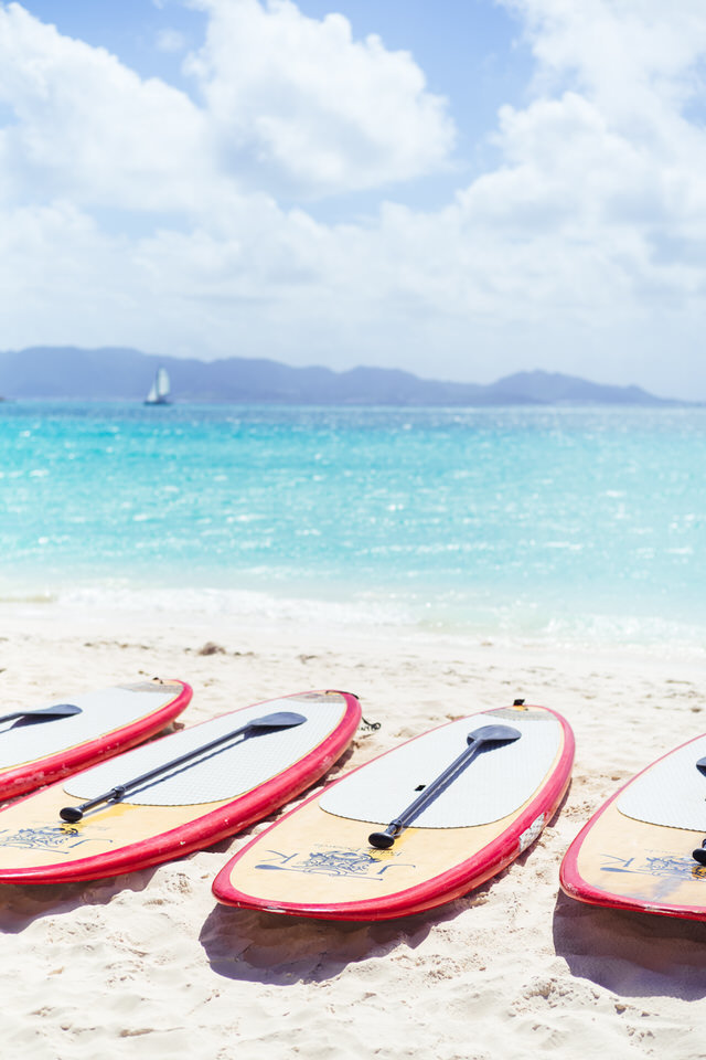 stand up paddle anguilla