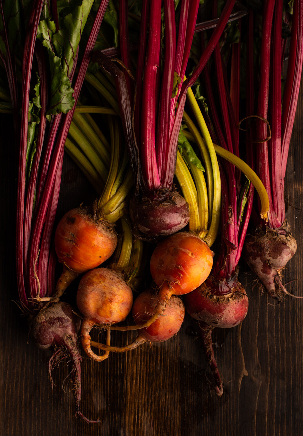 rustic beets from specialty produce