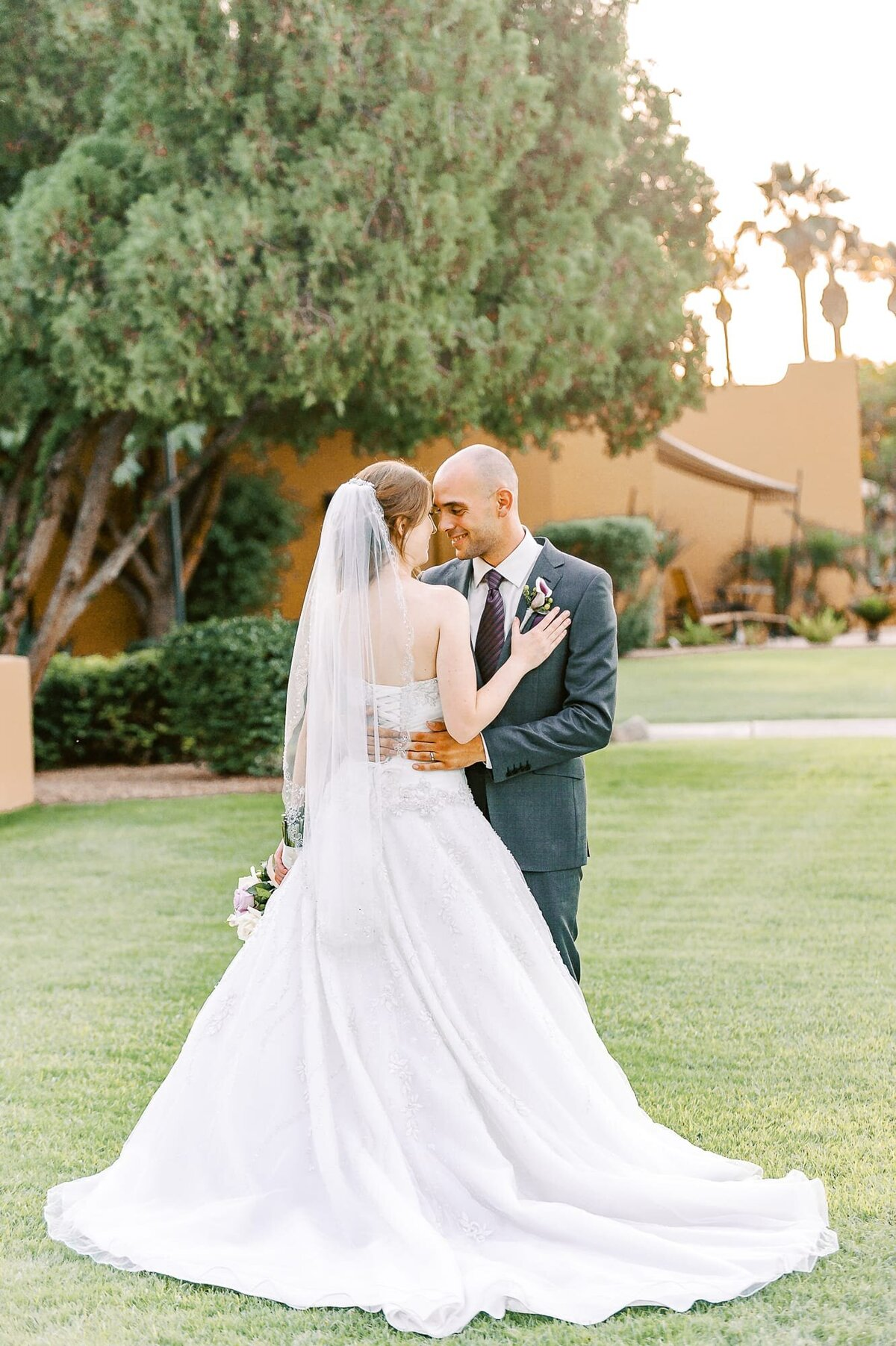 Wigwam Resort Wedding Photo by Leslie Ann Photography