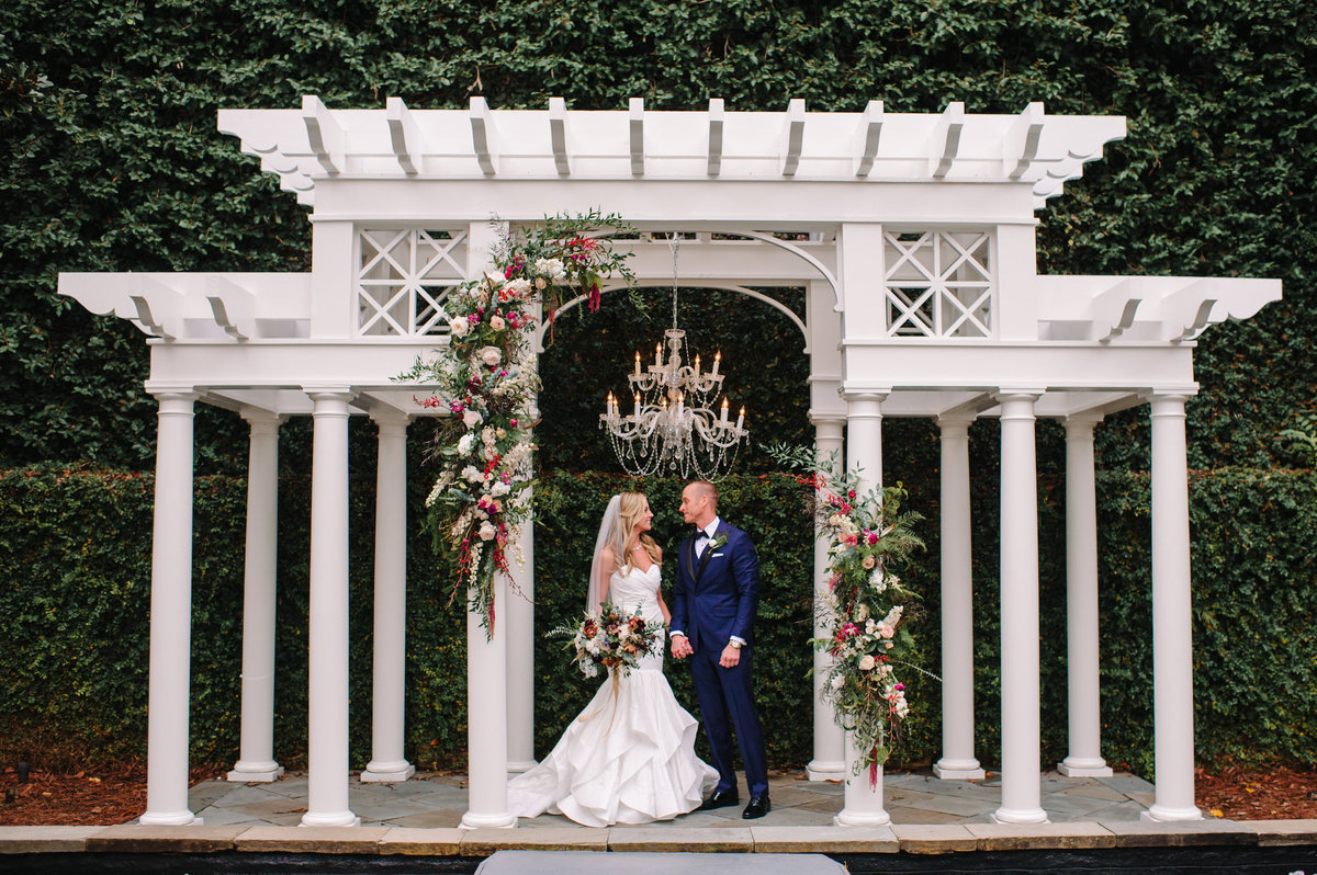 William Aiken House Wedding Photograph by Pasha Belman Photographer