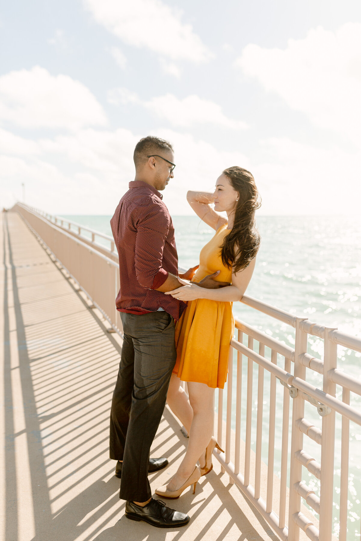 Sunny Isles Beach Engagement Photography Session 28