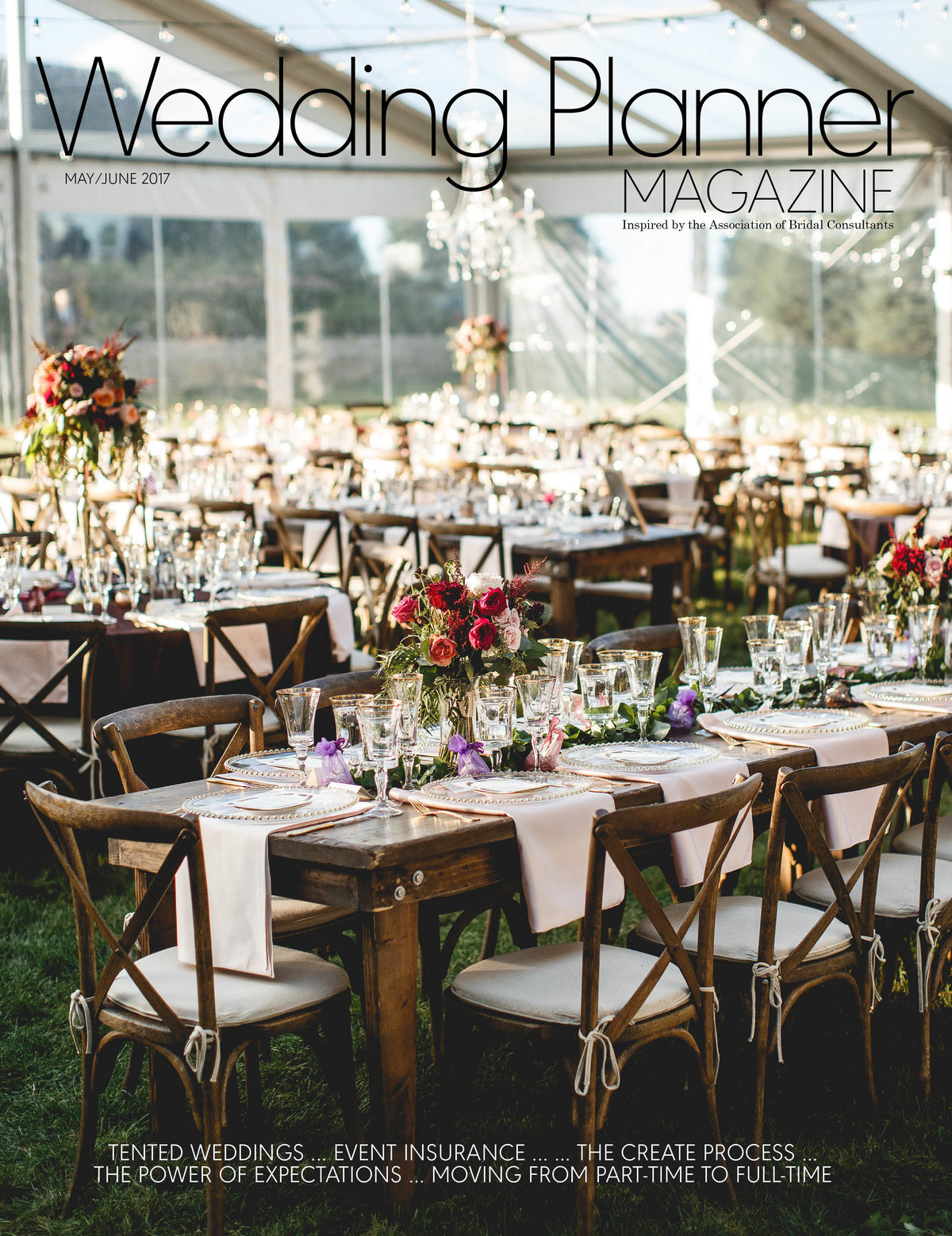 Wedding Planner Magazine May-June 2017
