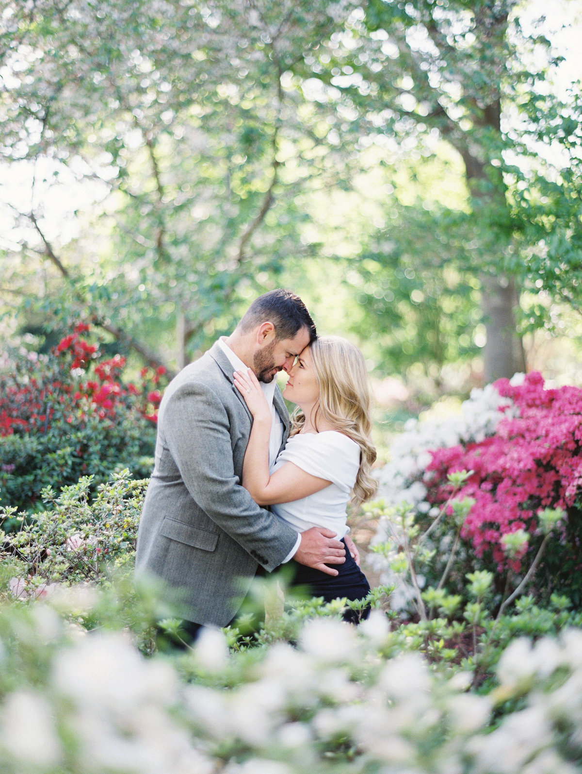 Courtney Hanson Photography - Dallas Spring Engagement Photos-002-2
