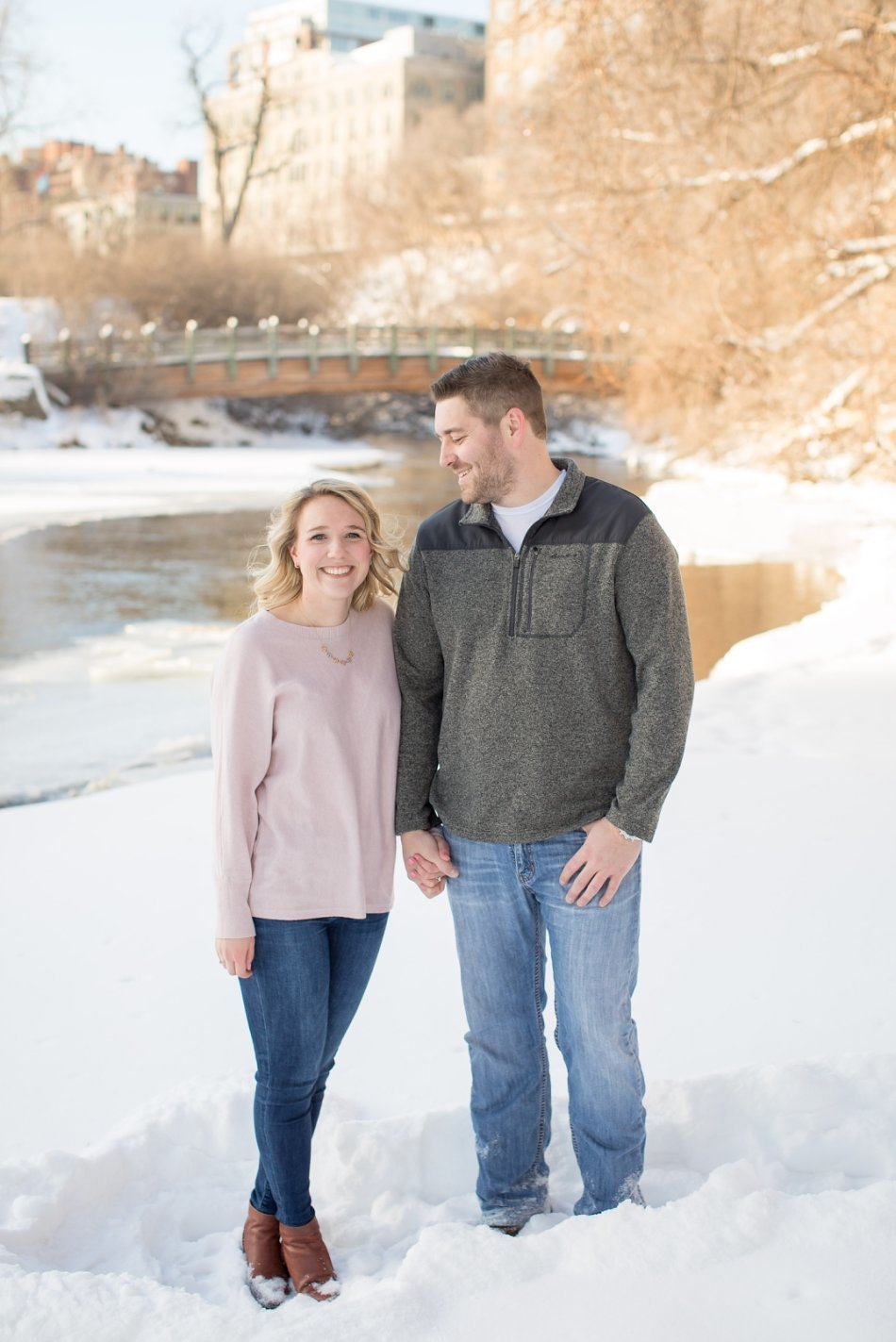 Minnesota Engagement Photography - Claire & Ethan (20)