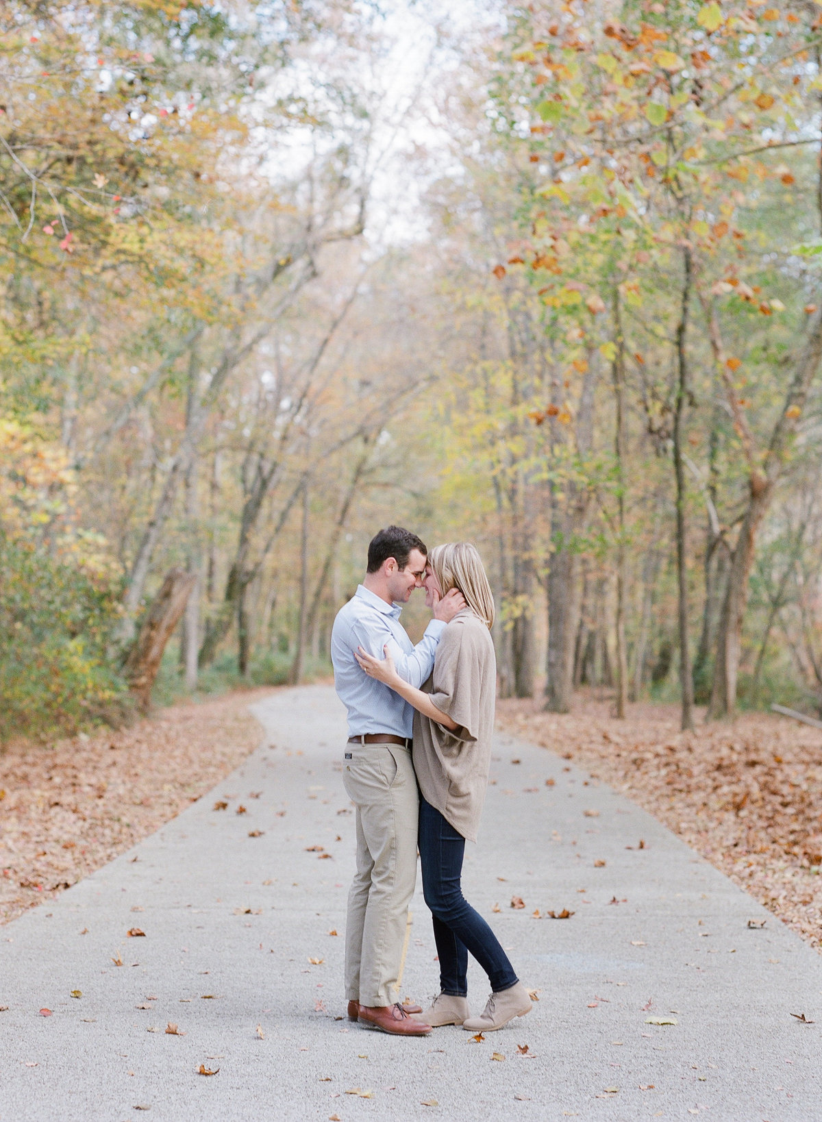 Carrollton GreenBelt Engagement Photos