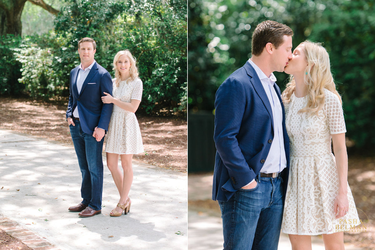 Caledonia Golf + Fish Club | Pawleys Island Engagement Photography | Engagement Pictures at Caledonia Golf Club | Wedding Venue in Pawleys Island