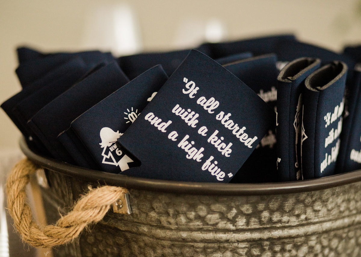 Wedding Koozie Favors