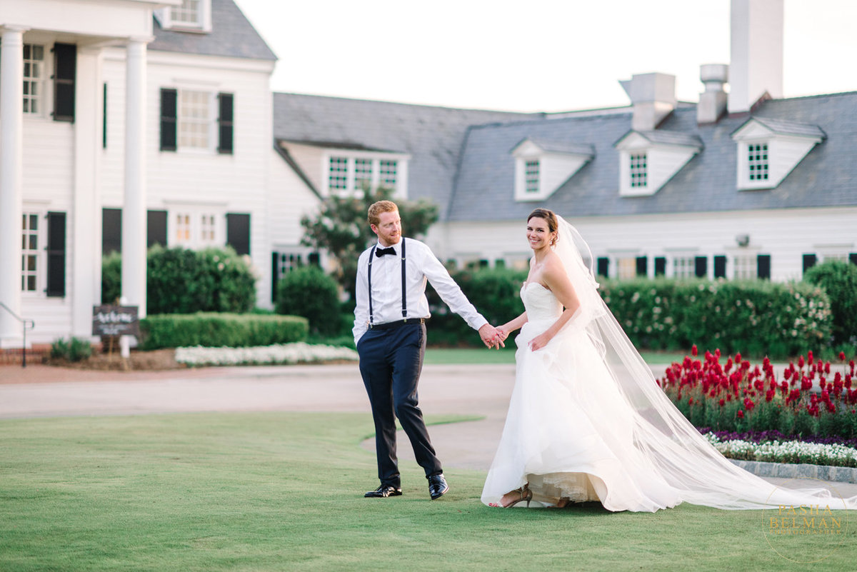 A Super-Stylish Wedding at Pine Lakes Country Club in Myrtle Beach by Pasha Belman Photographer-9